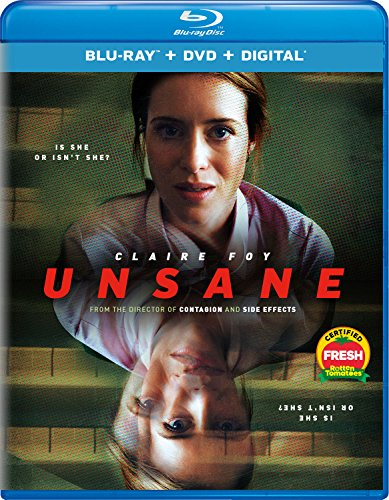 Blu-ray : Unsane (With DVD, 2 Pack, Digital Copy, 2 Disc)