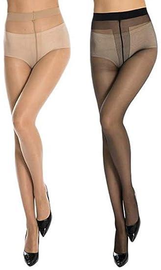 5729cbeabb339 Apna Showroom Women's 2 Pantyhose Long Exotic Stockings Tights Free Size  Black: Amazon.in: Clothing & Accessories