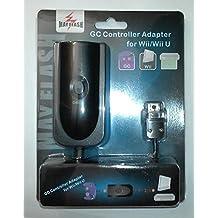 New Ninttenddo WwiiU Mayflash GameCube Controller Adapter for Smash Bros