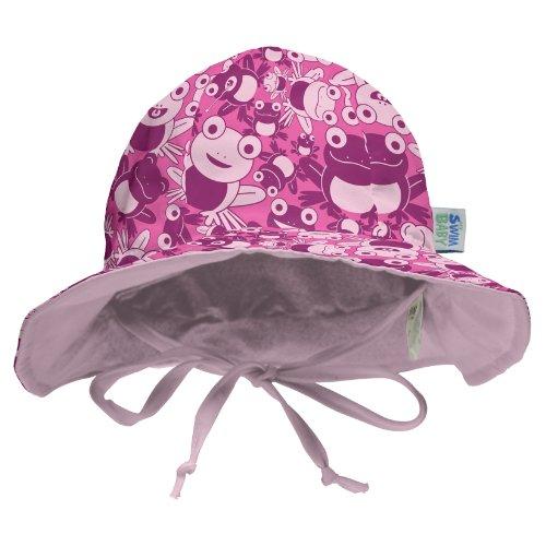 My Swim Baby Sun Hat, Hopping Holly, Medium