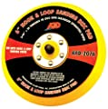 "ATD Tools 2076 6"" Quick Change Sanding Disc Pad from ATD Tools"