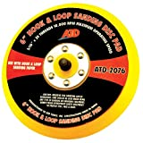 ATD Tools 2076 Quick Change Sanding Disc Pad, 6-Inch