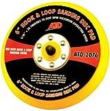 "ATD Tools 2076 6"" Quick Change Sanding Disc Pad"