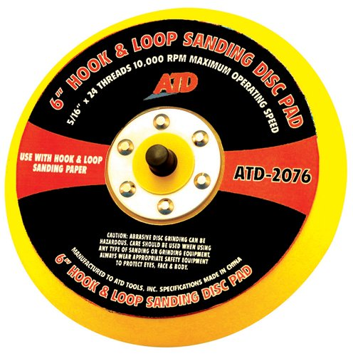 Dual Action Sanding Pad - 3