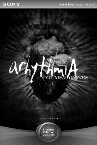 arhythmiA: Drums & Drones, Volume Two [Download] by Sony