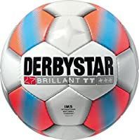 DERBYSTAR Trainingsball - BRILLANT TT, Farbe:Petrol