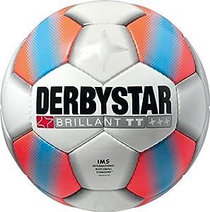 DERBYSTAR Trainingsball - BRILLANT TT, Farbe:Petrol