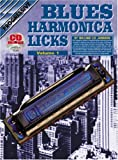 Blues Harmonica Licks, William Lee Johnson, 1875726322
