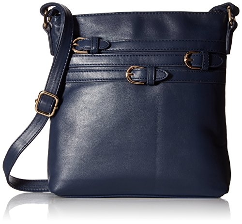 Women's Ii Navy Belt Vertical Multi Crossbody Parinda Clarice dwSCqndF