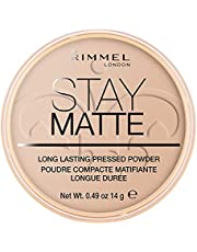 Rimmel London Stay Matte Pressed Powder - Silky Beige - Beige