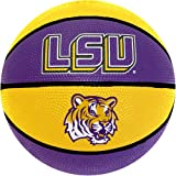 NCAA LSU Tigers Mini Basketball, 7-Inches