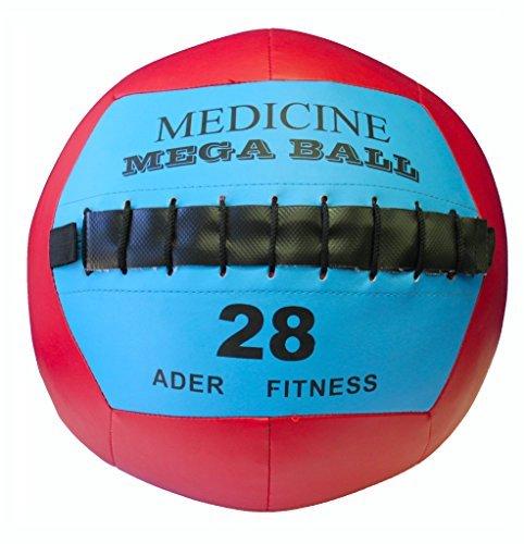 Ader 2lb-30lb Soft Mega Medicine Balls (28lb)