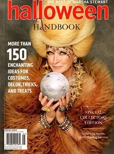 Halloween Treats Martha Stewart (Halloween Handbook: the Best of Martha Stewart More Than 150 Enchanting Ideas for Costumes, Decor, Tricks and)