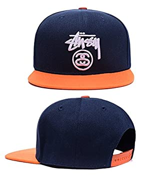 Hip Hop ajustable STUSSY snapback Gorra de béisbol de Lu: Amazon ...