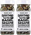 Trader Joe's Everything but The Bagel Sesame Seasoning Blend (Pack of 2)
