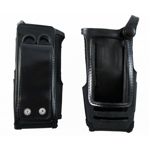 Motorola Original OEM PMLN5015 PMLN5015C Nylon Carry Case with 3-inch Fixed Belt Loop, Compatible with XPR6000 Series