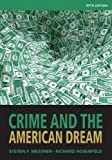 Crime and the American Dream 5th Edition