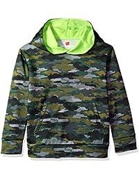 Big Boys' Tech Fleece Pullover Raglan Hoodie