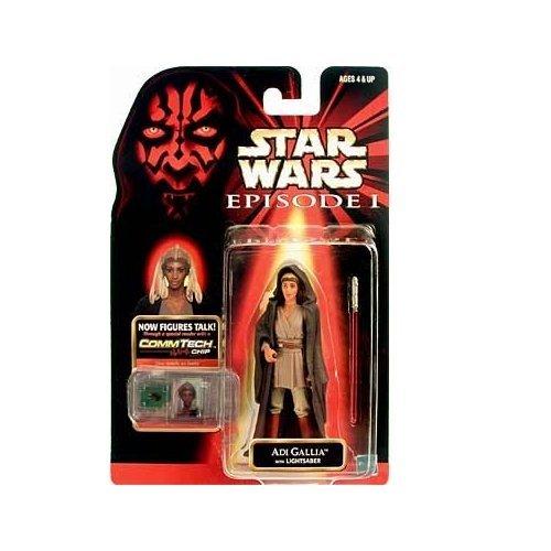 Star Wars Episode I Basic Figure Collection III Adi Gallia ()