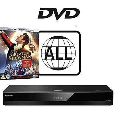 Panasonic DP-UB820 MULTIREGION for DVD Blu-ray Player Bundle with The ...