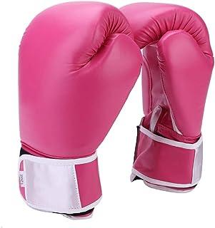 OKBY Gants de Boxe - 1 Paire de compétition Libre de Combat Professionnel pour Adulte