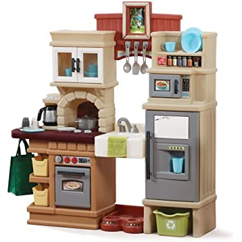 Amazon.com: Step2 Great Gourmet Kitchen Set - Pink: Toys & Games