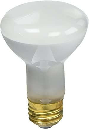 Westinghouse Lighting 0430300, 30 Watt, 120 Volt Frosted Incand R20 Light Bulb, 2000 Hour 215 Lumen