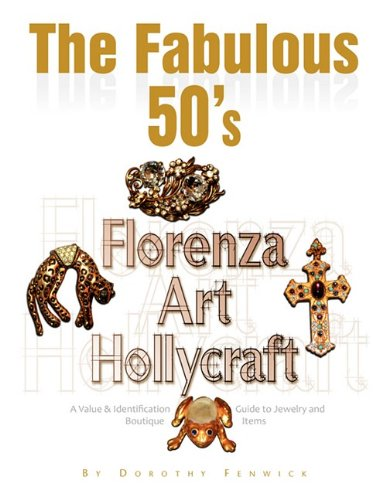 Hollycraft Jewelry Costumes (The Fabulous 50's - Florenza Art Hollycraft)