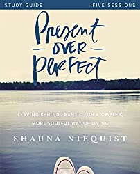 Image of the product Present Over Perfect that is listed on the catalogue brand of HarperCollins Christian P.