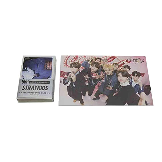 Beautiful You Kpop Got7 Album Lomo Cards New Fashion Self Made Paper Photo Card Stationary Set Moderate Cost School & Educational Supplies Stationery Set