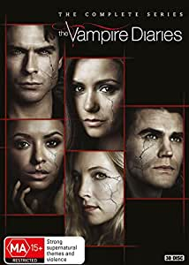Vampire Diaries: Season 1-8 (DVD)