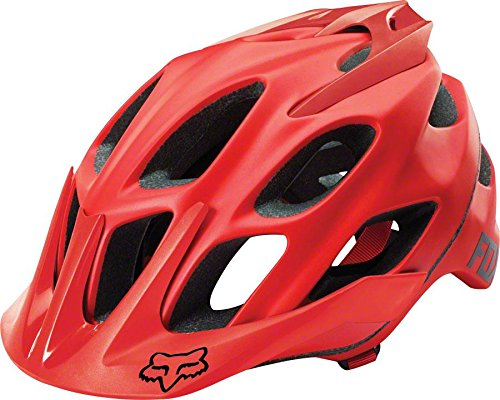 Fox Flux Helmet Solid Red S/M For Sale
