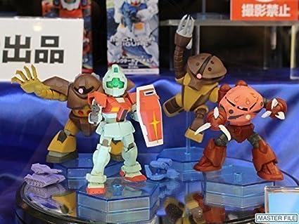 Amazon.com: Gundam series MEC Saga figure vol. 4 of all four ...