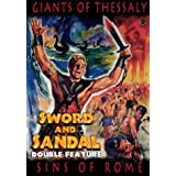 Sword and Sandal: Double Feature - Giants of Thessaly/Sins of Rome by Vci Video
