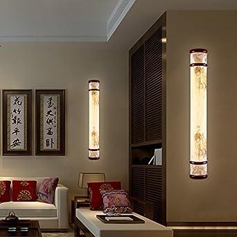 TYDXSD Semplice soggiorno moderno Cinese LED lampada da parete ...