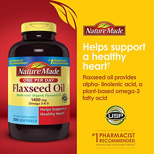Most bought Flax Seed Oil