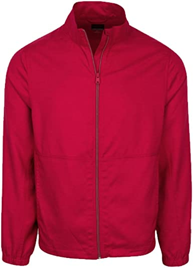 Greg Norman Full Zip Windbreaker Jacket Jacket