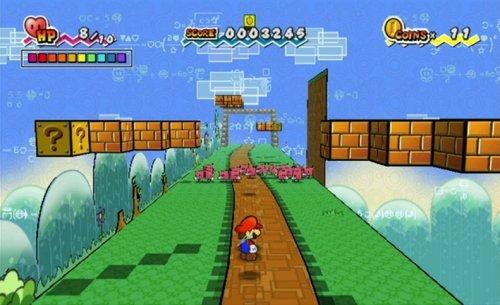 Super Paper Mario (Renewed)