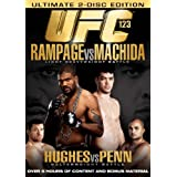 UFC 123: Rampage vs Machida / Hughes vs Penn