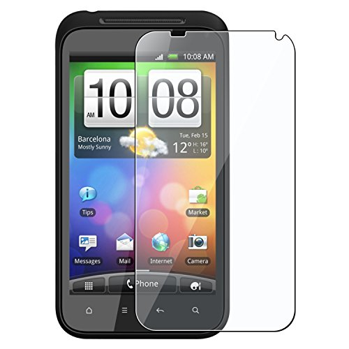 3 Pack of Screen Protectors for Verizon HTC DROID Incredible 2