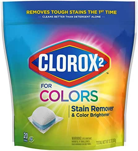 Stain Removers: Clorox 2