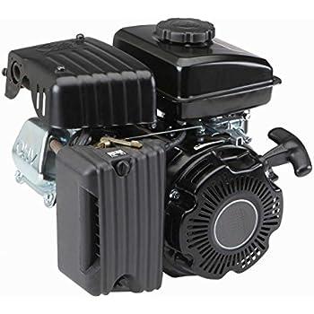 Amazon com: 3 HP (79cc) OHV Horizontal Shaft Gas Engine EPA: Home