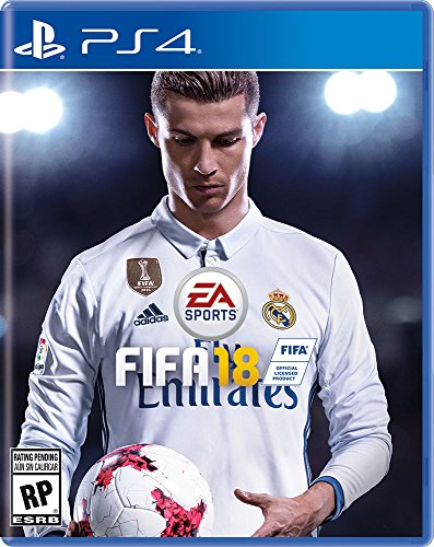 Picture of a FIFA 18 Standard Edition 14633735215