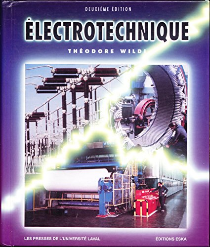 theodore wildi-electrotechnique-4eme edition