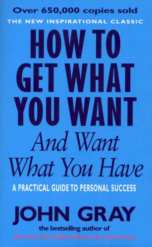 How to Get What You Want & Want