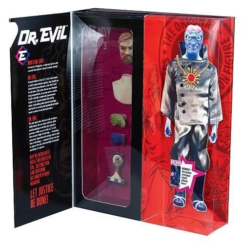 Captain Action Dr. Evil Deluxe Figure by Captain Action