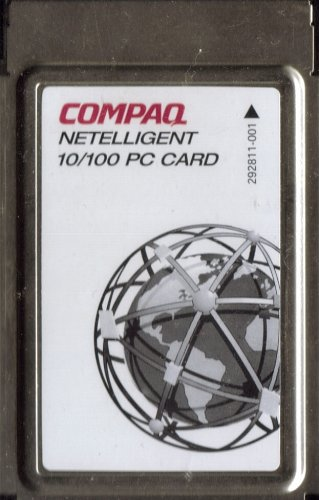 COMPAQ NETELLIGENT 10100 PC CARD DESCARGAR DRIVER