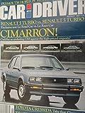 1981 1982 Plymouth Horizon / Toyota Cressida / Cadillac Cimarron / Road Test