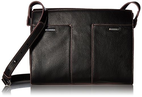 Under Crossbody Mill Womens Key Black amp; Blk Lock Hermione Lodis Valley tPSUUq