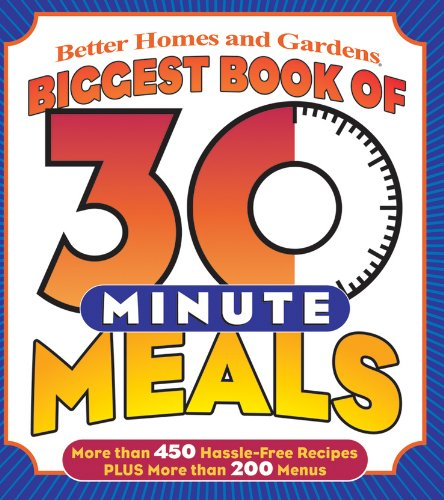 ebook cooking for two better homes gardens free pdf
